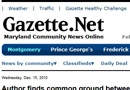 Gazette review