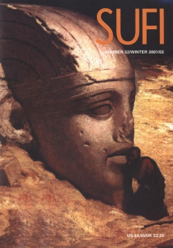 Sufi Winter 2001 cover