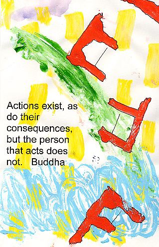 Actions Exist
