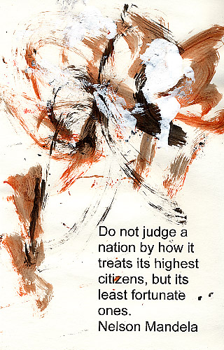 Do Not Judge a Nation