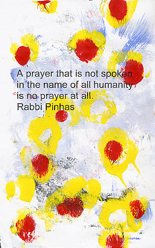 A Prayer That Is Not