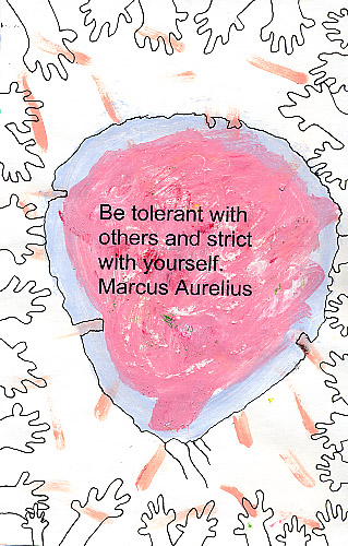 Be Tolerant with Others